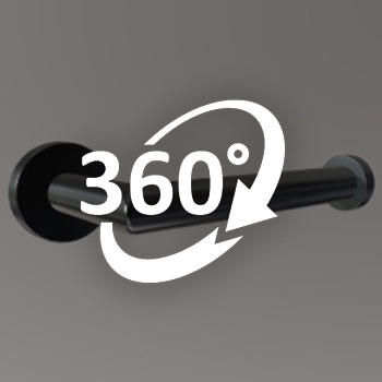360 Thumbnail for an Individual by VADO Spa Paper Holder