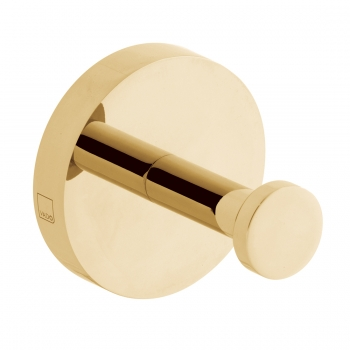 Product Photograph for an Individual by VADO Bright Gold Spa Robe Hook