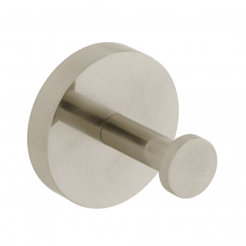 Product Photograph for an Individual by VADO Brushed Nickel Spa Robe Hook