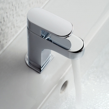 Lifestyle Photograph for a Life Mini Mono Basin Mixer Tap
