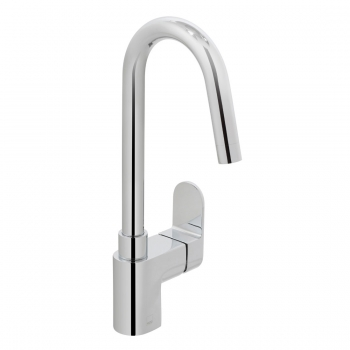 Product Photograph for a Life Mono Kitchen Sink Mixer Tap