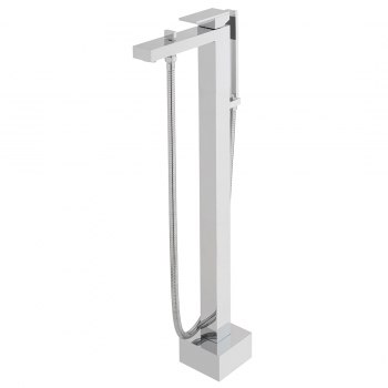Product Photograph for a Notion Floor Standing Bath Shower Mixer