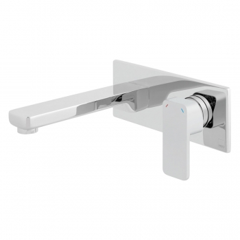Product Photograph for a Phase Wall Mounted Basin Mixer Tap