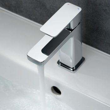 Lifestyle Photograph for a Phase Mono Basin Mixer Tap