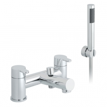 Product Photograph for a Sense Bath Shower Mixer with Shower Kit