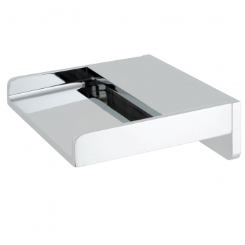 Product Photograph for a Synergie Wall Mounted Waterfall Bath Spout