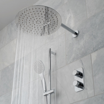 Lifestyle Photograph for a Tablet Altitude 2 Outlet Shower Package