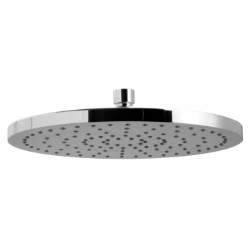 Product Photograph Featuring a Round 254mm Shower Head