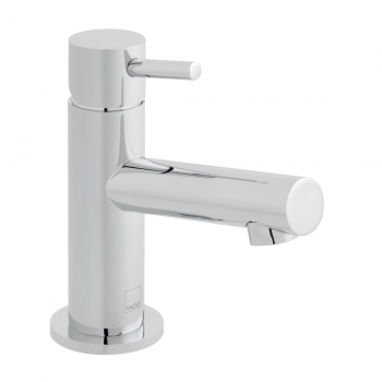 Product Photograph Featuring a Zoo Mini Mono Basin Mixer Tap with Universal Basin Waste