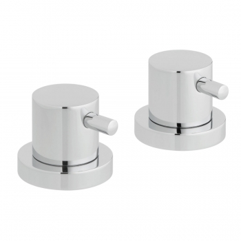 Product Photograph Featuring a pair of Zoo stop Valve